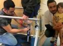 Kazakistan'da Yeni Nesil Protezler Yapıyor!