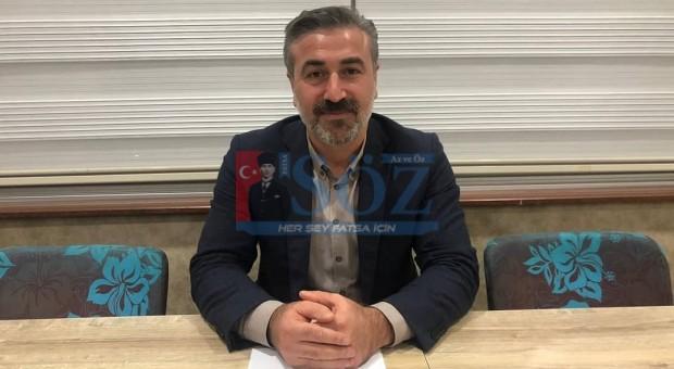 FATSA BELEDİYESPOR'DA YENİ BAŞKAN ADEM BEKAR