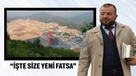 """İSMAİL KOÇAN; """"ALIN SİZE YENİ FATSA"""""""