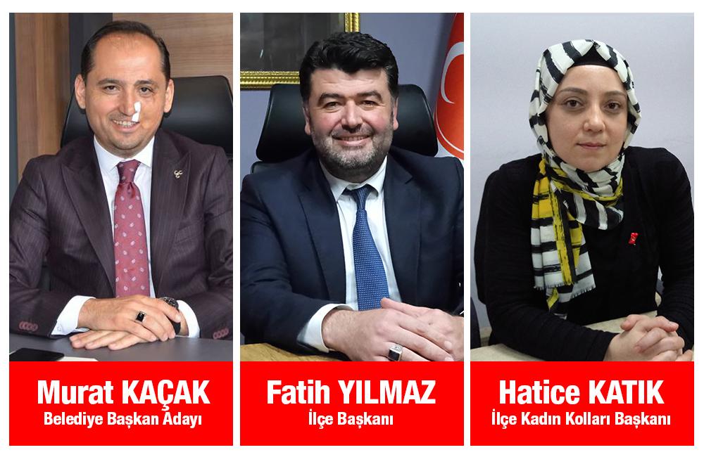 MHP Fatsa Teşkilatında Görev Değişikliği