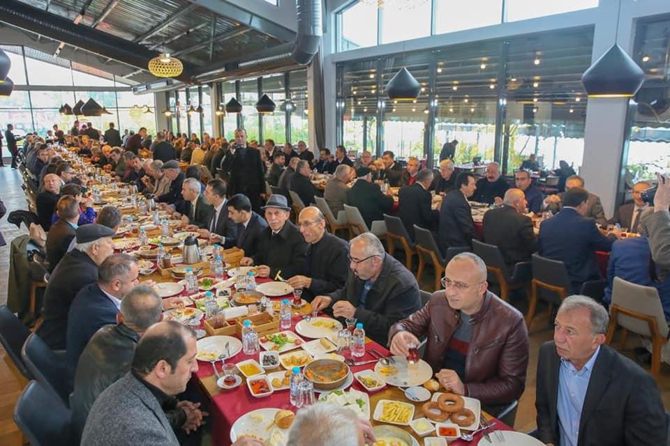 VALİ YAVUZ'DAN FATSALI MUHTARLARLA İSTİŞARE TOPLANTISI