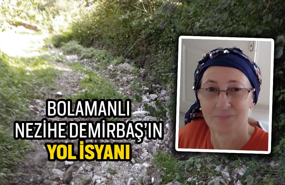 """""""YOL İSTİYORUM YOL"""""""