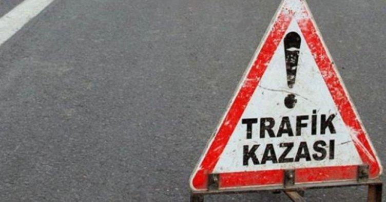 Fatsa'da Trafik Kazası 1 Ölü