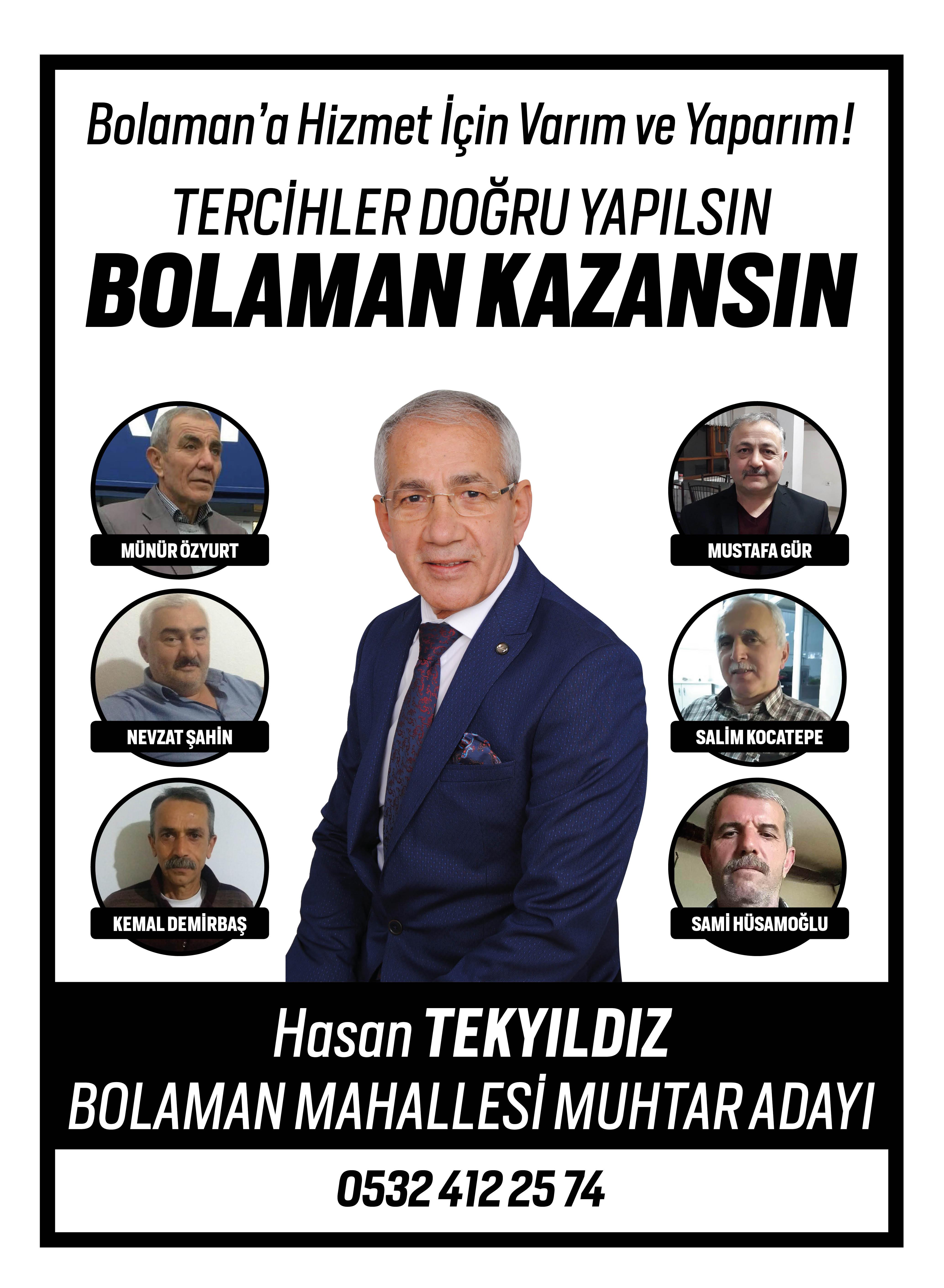 HASAN TEKYILDIZ