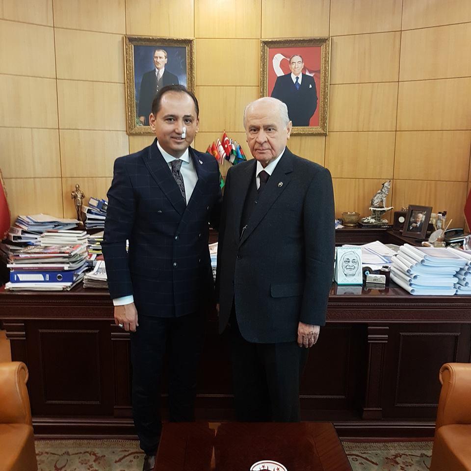 Murat KAÇAK'tan İstifa Dedikodularına Cevap