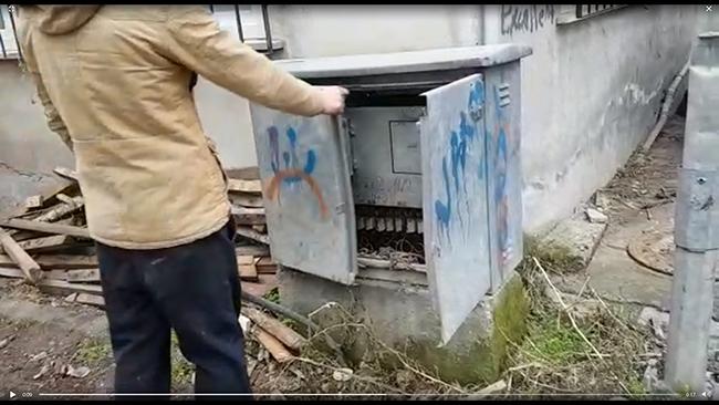 FATSA'DA ELEKTRİK PANOSU TEHLİKE SAÇIYOR!