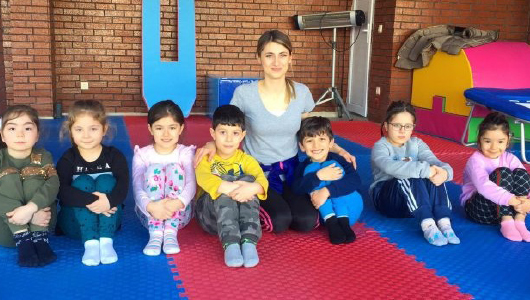 Hilal Cimnastik Kulübü, Eğitimlerine Başladı