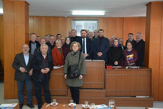 2014-2019 DÖNEMİNİN SON MECLİS TOPLANTISI