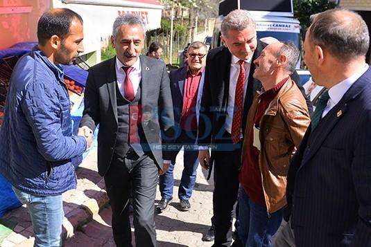 """Mustafa Adıgüzel """"İdris Naim Şahin Bana Çalışıyor"""""""