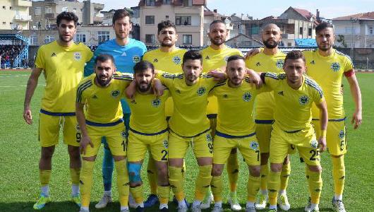 Fatsa Belediyespor'da Futbolcular Rest Çekti!