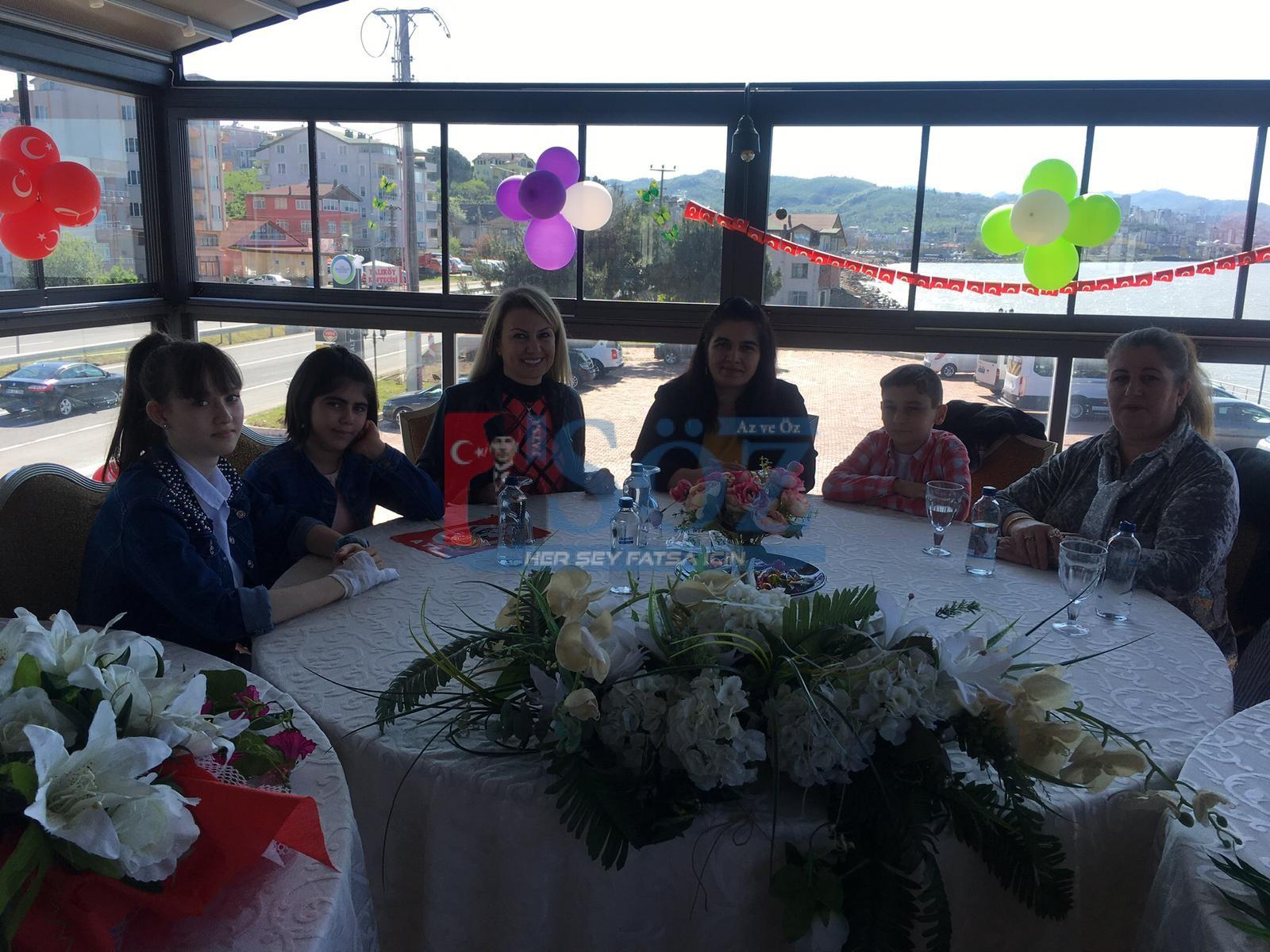 Sevgi Evleri'nde Kalan Çocuklar İçin 23 Nisan'da Özel Organizasyon Yapıldı