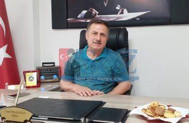 """Cemal Paşalıoğlu: """"Ayaklarımız Üzerinde Durabilen Güçlü Bir Odayız"""""""