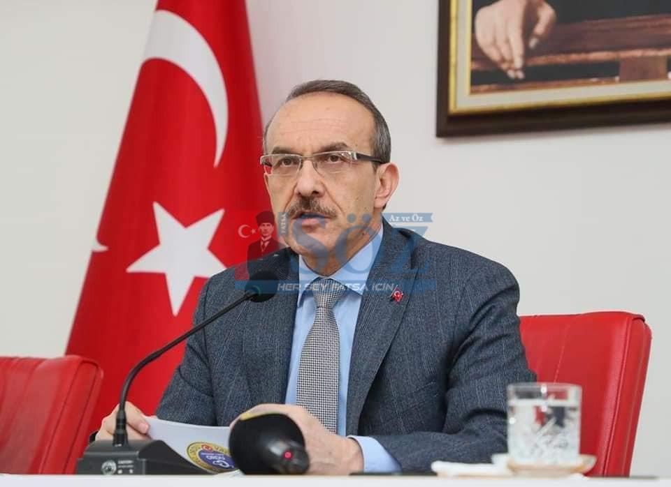 2020 Yılının İlk İl Koordinasyon Kurulu Toplantısı Yapıldı