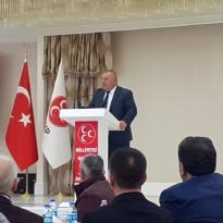 MHP FATSA'DA İSTİŞARE TOPLANTISI GERÇEKLEŞTİRDİ