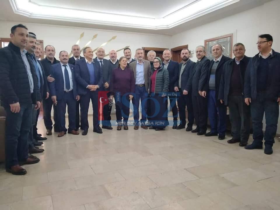 CHP'DEN BİRLİK VE BERABERLİK TOPLANTISI