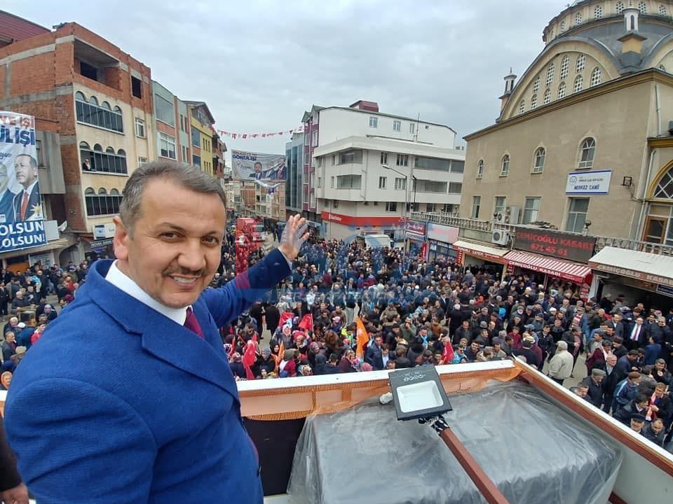 """TUNCAY KİRAZ, """"PAYLAŞIM BANA AİT DEĞİLDİR"""""""