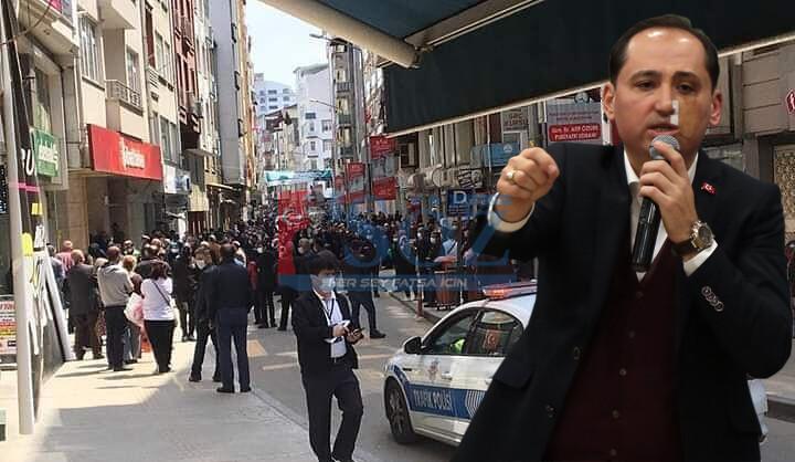 """""""ZİRAAT BANKASI FATSA'DA 2. ŞUBESİNİ ACİLEN AÇMALIDIR"""""""