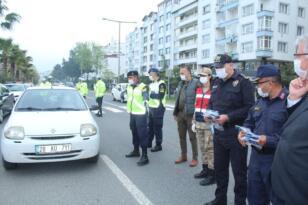 """Fatsa'da """"Karayolu Güvenliği ve Trafik Haftası"""" etkinliği düzenlendi"""
