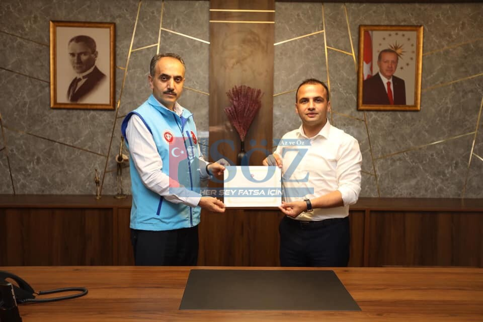 Fatsa Belediye Başkanı İbrahim Etem Kibar;