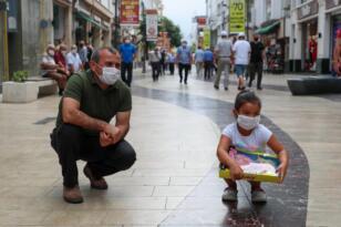 Vali Sonel, Pandemi Tedbirleri Denetimlerine Katıldı