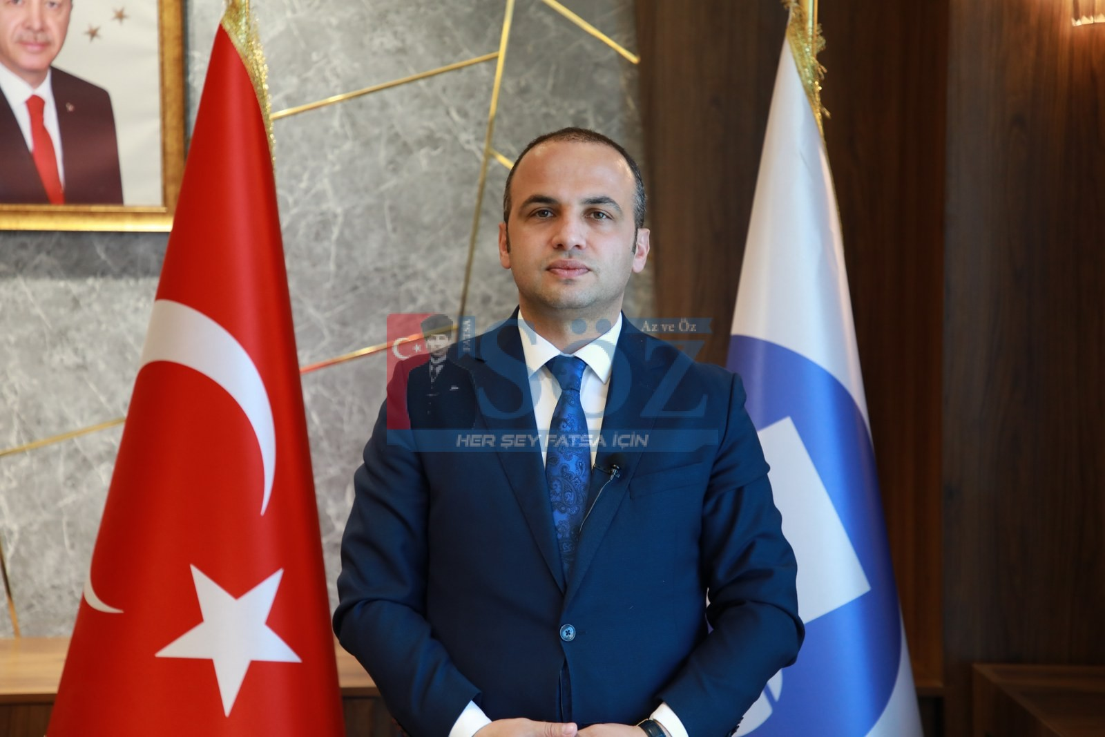"""""""15 TEMMUZ'DA TÜM DÜNYAYA MİLLET OLMA DERSİ VERDİK"""""""