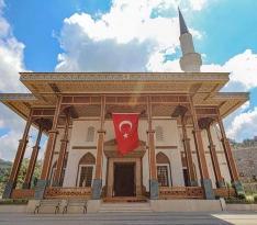 İslamdağ Küllüye Camii'nin Açılışı Yapıldı