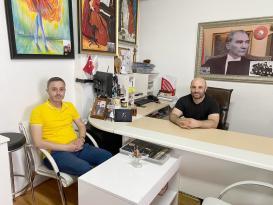"""Osman Özel; """"İnsanlar Sanata ve Gerçek Sanatçıya Doysun İstiyoruz"""""""